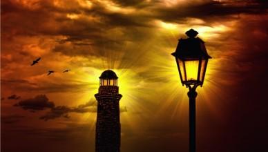 129189_dwie-latarnie-zachod-slonca-ptaki