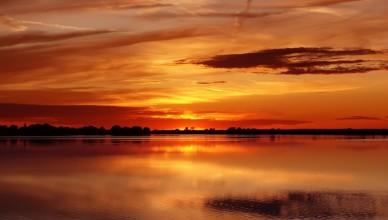 83678_jezioro-zachod-horyzont-slonca