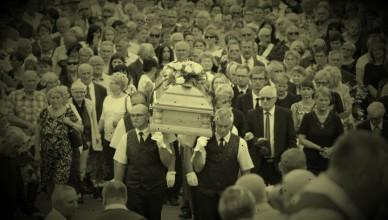 Ostatnie pożegnanie Księdza Proboszcza